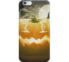 Pumpkin I. iPhone Case/Skin