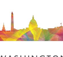 Washington, DC Skyline WB1 Sticker