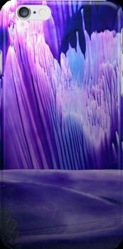 Encaustic Antarctic iPhone by patjila