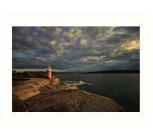 Hornby Lighthouse, South Head Art Print