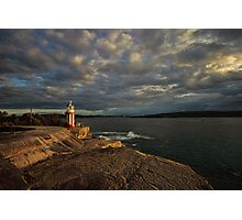 Hornby Lighthouse, South Head Photographic Print