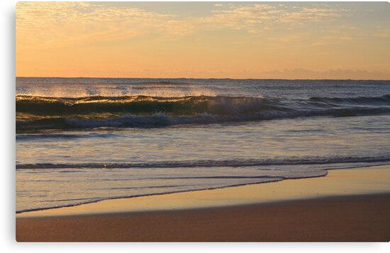 daylight  at kingscliff ... by gail woodbury
