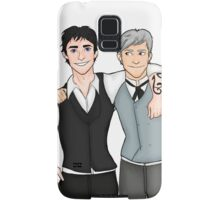 Will and Jem  Samsung Galaxy Case/Skin
