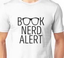 Book Nerd Alert Unisex T-Shirt