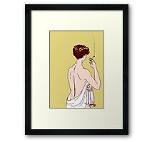 Emperor of the *Mind Palace* Framed Print