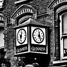 Dublin in Mono: Guinness Time by Denise Abé