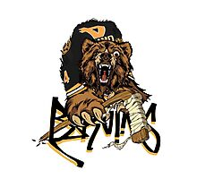 Boston Bruins  Photographic Print