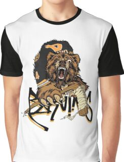 Boston Bruins  Graphic T-Shirt