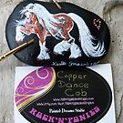 Rock'N'Ponies - COPPER DANCE COB by louisegreen