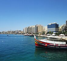 Sliema Ferries by Suzanne German