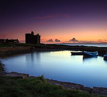 Harbour Sunset by Paul Messenger