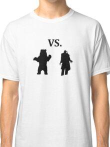 black bear vs demon Classic T-Shirt