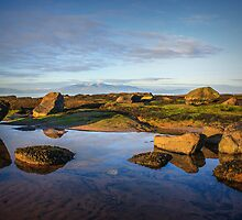 Isle of Arran Morning Glow by Paul Messenger