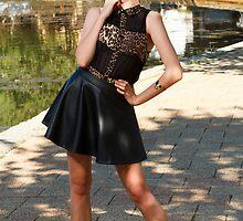 Fashion shoot 5 by Nigel Donald