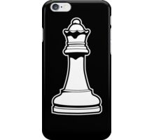 Queen Chess Piece iPhone case iPhone Case/Skin