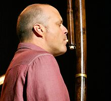John Medeski playing the ...? by Imagery