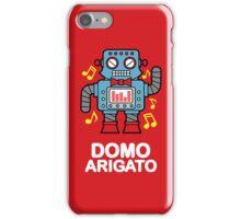 Domo Arigato iPhone case iPhone Case/Skin
