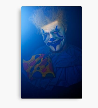 Clowns Are the Wave of the Future Canvas Print