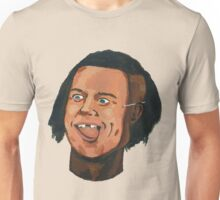 The Black Brad Pitt (Bromance #Special) Unisex T-Shirt