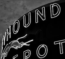 The Greyhound| A Bus Depot by torib