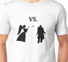 good vs evil  Unisex T-Shirt