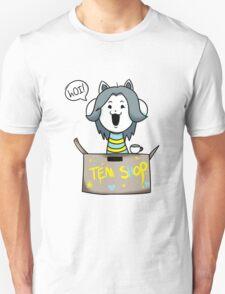 hOI! - Undertale T-Shirt