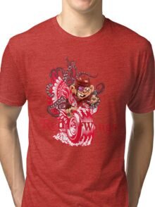 Detroit Red Wings Tri-blend T-Shirt
