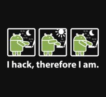 I hack, therefore I am by miss-embe