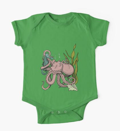 My Little Pony (Color) One Piece - Short Sleeve