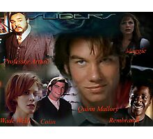 Sliders Poster Size Photographic Print