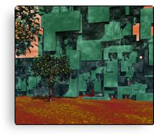 Remote Control Canvas Print