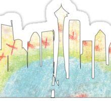 Seattle 2 Sticker