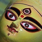 Face of Ma Durga by Indrani Ghose