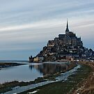 Mont Saint Michel by Julien Tordjman