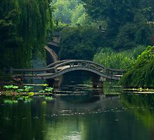 Hangzhou by Julien Tordjman