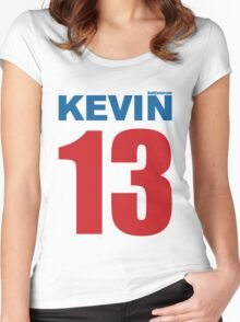 Kevin 13 Women's Fitted Scoop T-Shirt