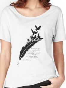 Creativity is my Outlet Women's Relaxed Fit T-Shirt
