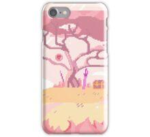 Rose's Tree Pixel Art - Steven Universe  iPhone Case/Skin