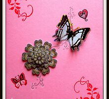 Greeting Card designed by Bernadine I. Rusted by ©The Creative  Minds