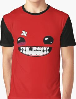 Super meat boy Graphic T-Shirt