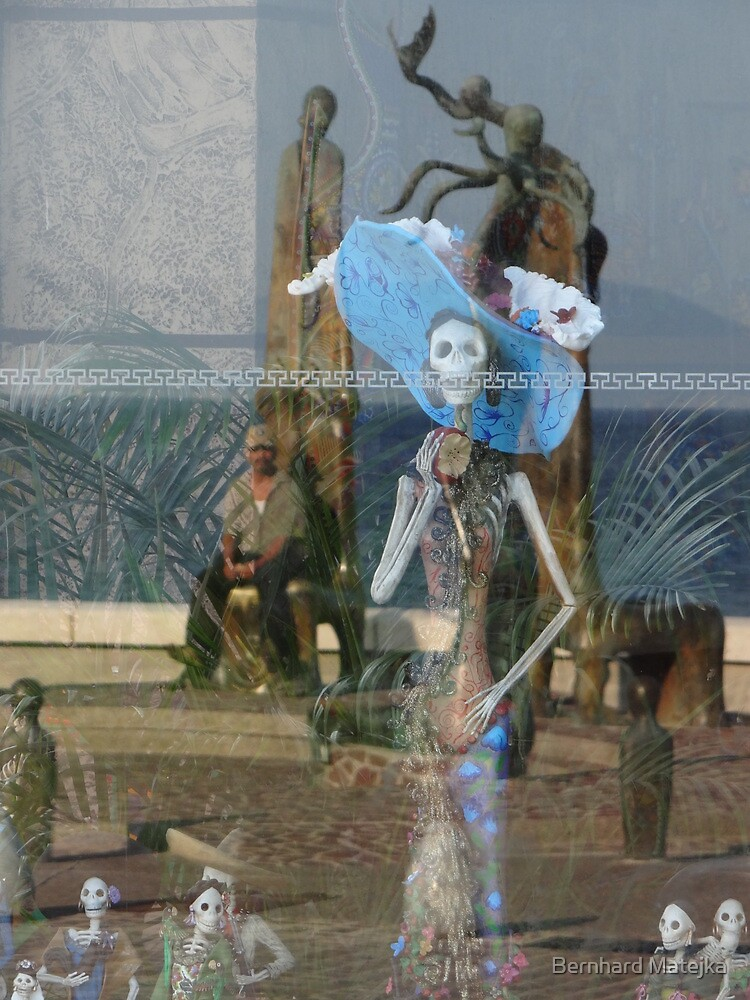 Where Is The Real World? - Donde Esta El Mundo Real? by Bernhard Matejka