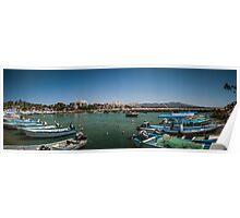Punta Mita Harbor, Mexico Poster