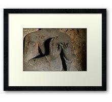 Mudra Framed Print