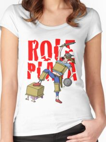 Role Playa Women's Fitted Scoop T-Shirt