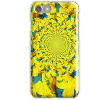 China Cat Sunflower iPhone Case/Skin