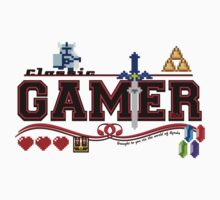 GAMER - Classic 1 by Adam Angold