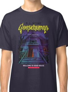Goosebumps Welcome to the Dead House Classic T-Shirt