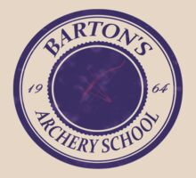 The Barton School of Archery T-Shirt