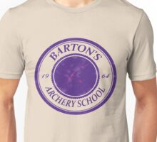 The Barton School of Archery Unisex T-Shirt