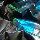 Blue Aluminum by Jimmy Joe
